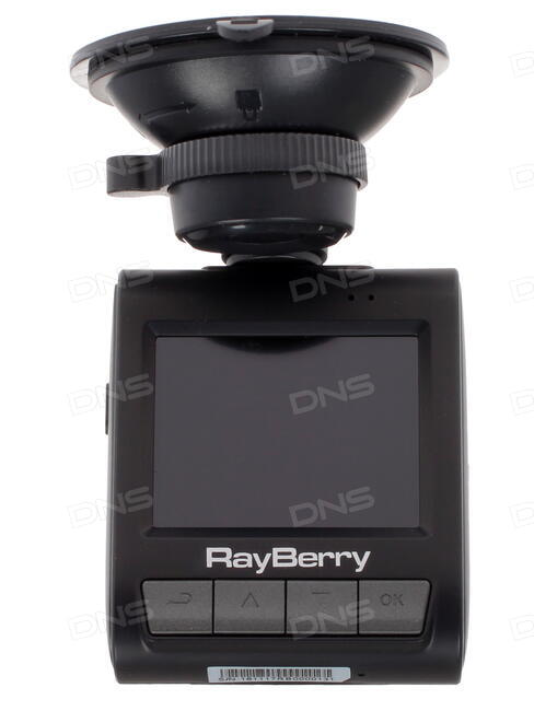 RayBerry D3 автомобильный видеорегистратор - фото 10
