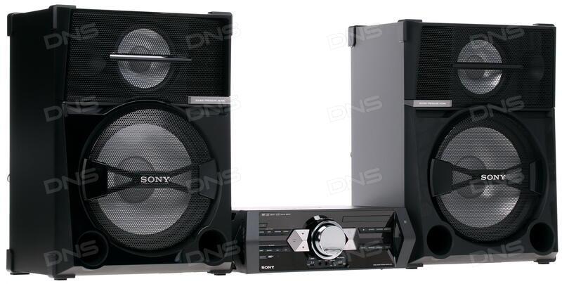 Купить Минисистема Sony SHAKE-66D в интернет магазине DNS ... d9450a320a8