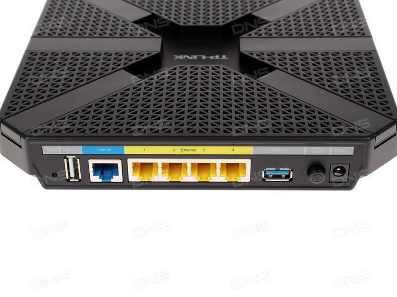 Купить Маршрутизатор TP-LINK Archer C3200 в интернет магазине DNS   Характеристики, цена TP-LINK