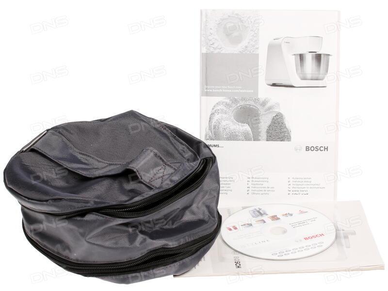 227ee489bb17 Купить Кухонный комбайн Bosch MUM 54240 белый в интернет магазине ...
