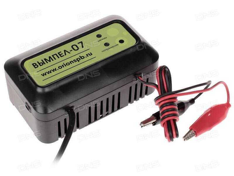 купить зарядное устройство вымпел 07 в интернет магазине Dns