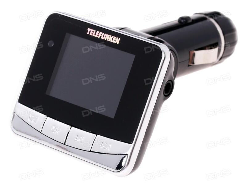 Автомобильный FM-модулятор Telefunken TF-FMT12 - фото 7