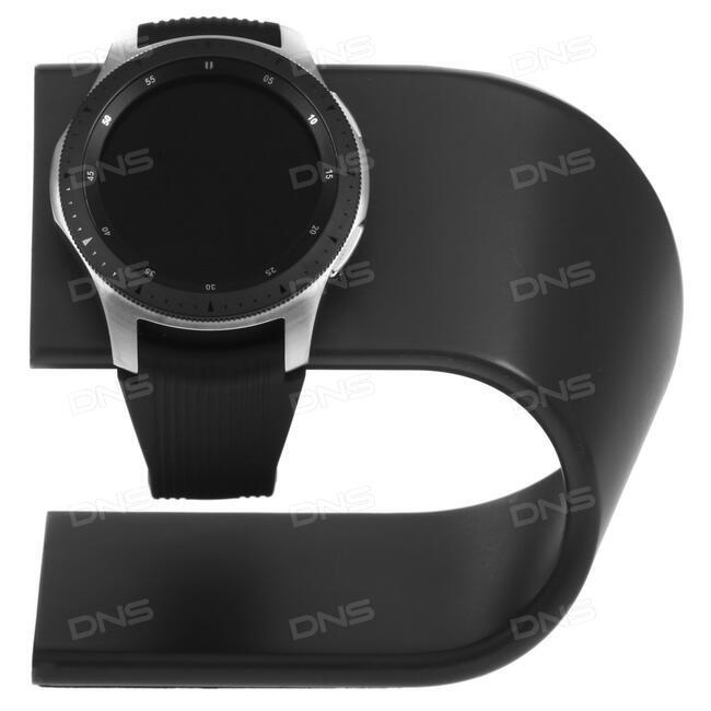 Купить Смарт-часы Samsung Galaxy Watch ремешок - черный в интернет ... 939f663ba4d