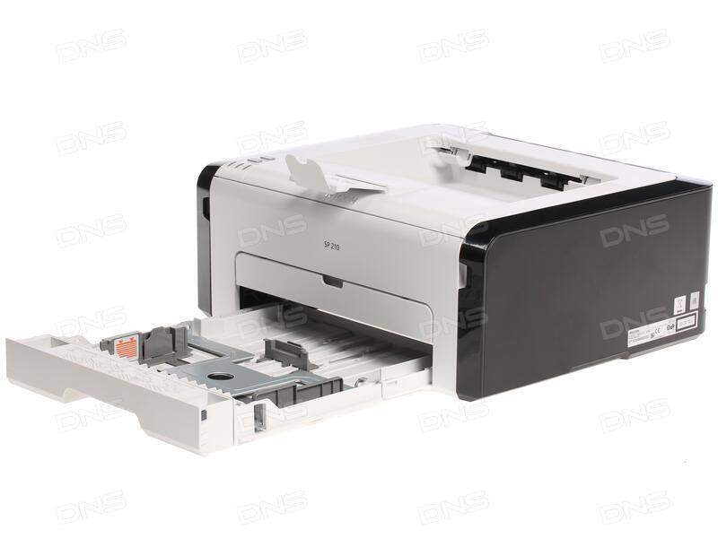 Отзывы покупателей о Принтер лазерный Ricoh SP 210  Интернет