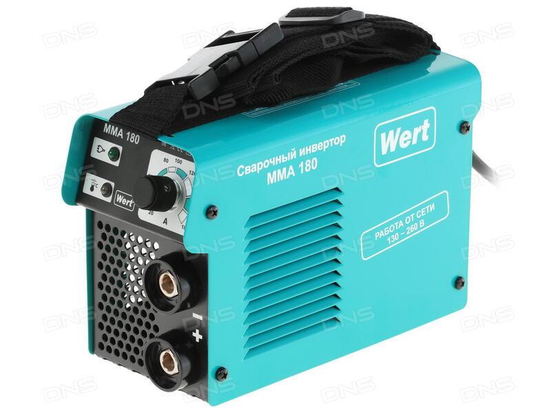 Сварочный аппарат инверторный wert mma стабилизаторы напряжения поверман отзывы