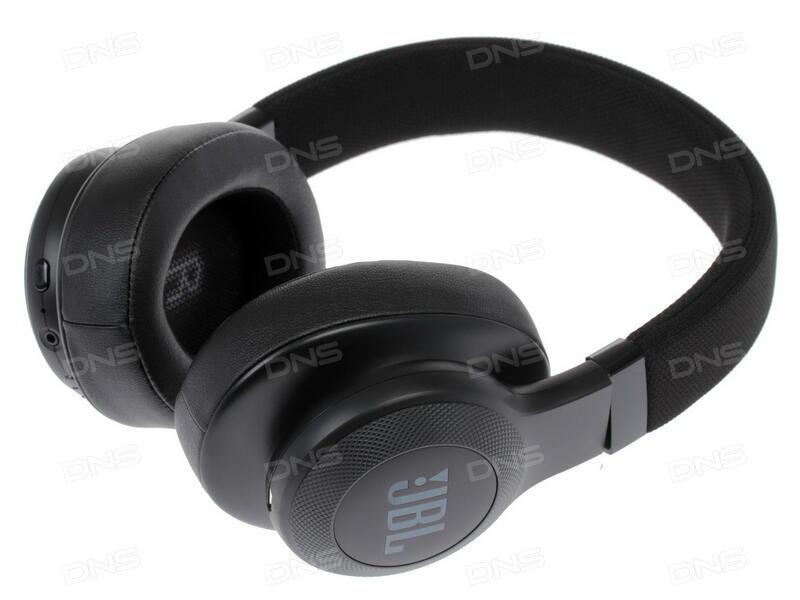 Купить Наушники JBL E55BT черный в интернет магазине DNS ... 61606efb04edd