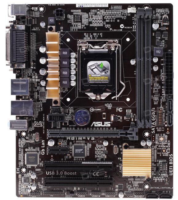 ASUS H81M-V3 Windows