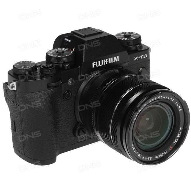 инструкция по эксплуатации fujifilm x t3
