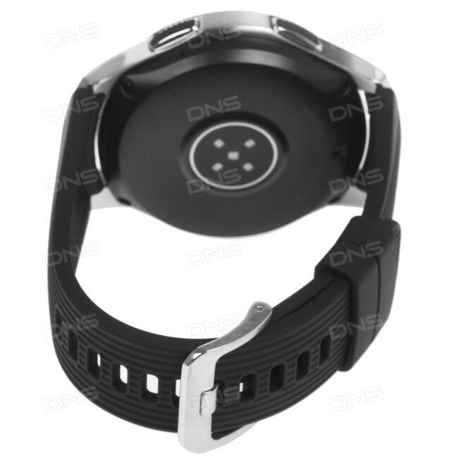 Купить Смарт-часы Samsung Galaxy Watch ремешок - черный в интернет ... 0faabdfc4854d