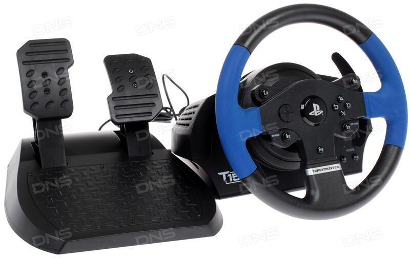 Купить Руль Thrustmaster T150 Force Feedback в интернет магазине DNS   Характеристики, цена Thrustmaster T150 Force Feedback | 1054389