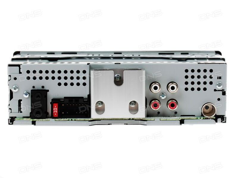 Автомагнитола Pioneer MVH-390BT - фото 3