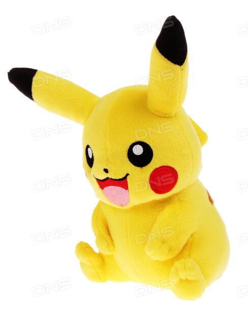 2f35be5e3866 Купить Плюшевая игрушка Пикачу в интернет магазине DNS ...