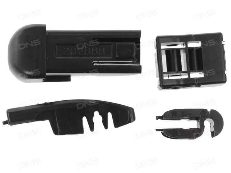 Щетки стеклоочистителя Autoprofi Щётка стеклоочистителя , UD-20 - фото 5
