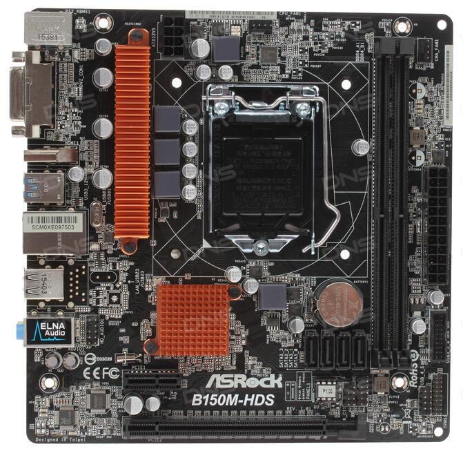 Drivers: ASRock B150M-K Intel Graphics