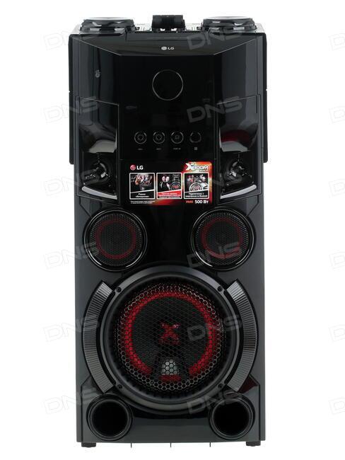 Купить Домашняя аудиосистема LG OM6560 в интернет магазине DNS ... 04dcfad7a95