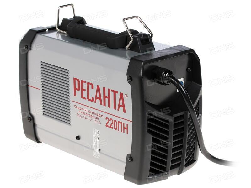 Сварочный аппарат ресанта саи 220пн аппарат сварочный prestige