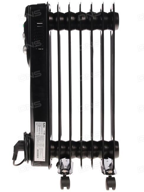 Масляный радиатор BALLU Classic BOH/CL-05WRN 1000 Вт белый