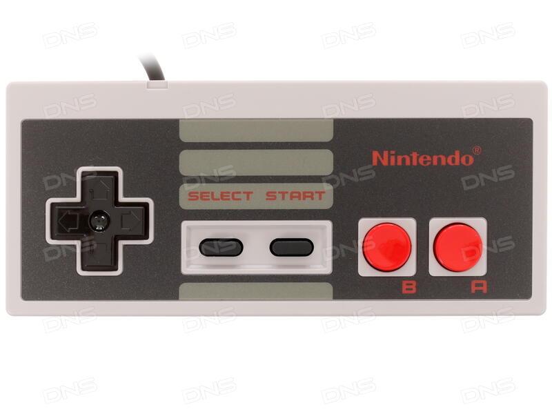c4ca5d94e26a9 Купить Игровая приставка Nintendo Entertainment System Classic Mini ...