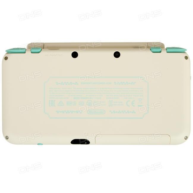 Купить Портативная игровая консоль New Nintendo 2DS XL