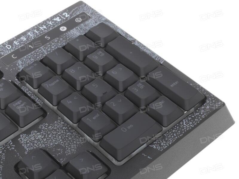 Технические характеристики Клавиатура Razer Ornata Chroma