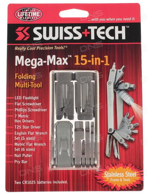 Мультитул Swiss+Tech Bottle Opener Multi-Tool ST60319