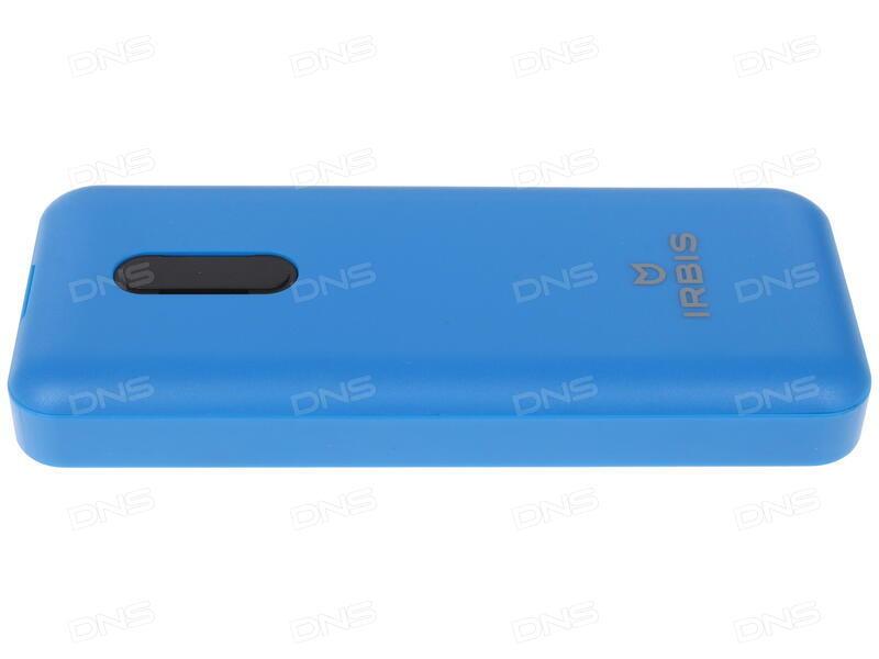Сотовый телефон Irbis SF10 Black