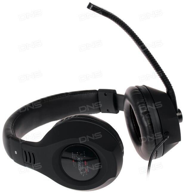 технические характеристики наушники Speedlink Coniux черный