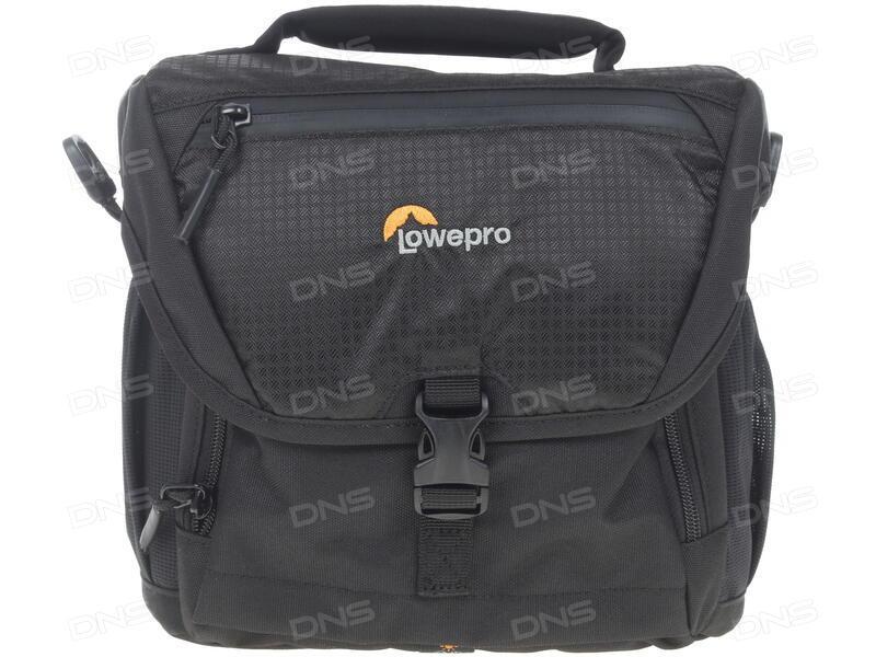 7d37da0f6fe8 Купить Сумка LowePro Nova 170 AW II черный в интернет магазине DNS ...