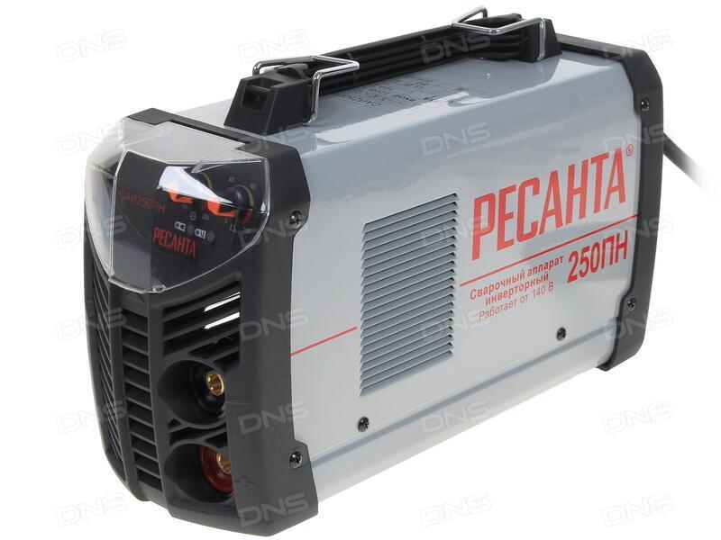 Сварочный аппарат ресанта 250 пн купить интерскол сварочный аппарат 180