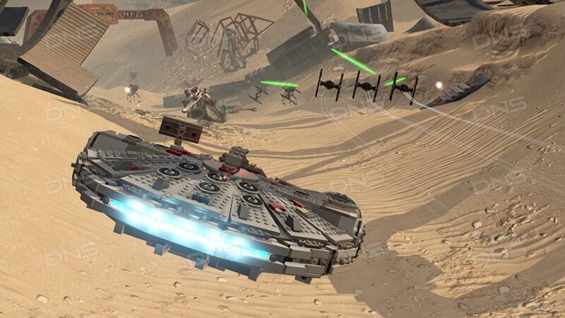 Игра для ps3 звездные войны пробуждение силы школа сериал в майнкрафт
