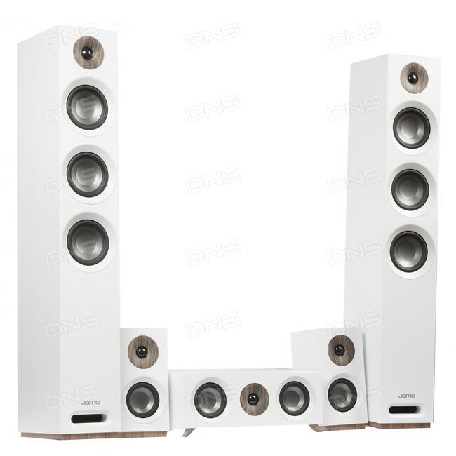 Купить Акустическая система Hi-Fi Jamo S 809 HCS в интернет магазине DNS   Характеристики, цена Jamo S 809 HCS | 1234778