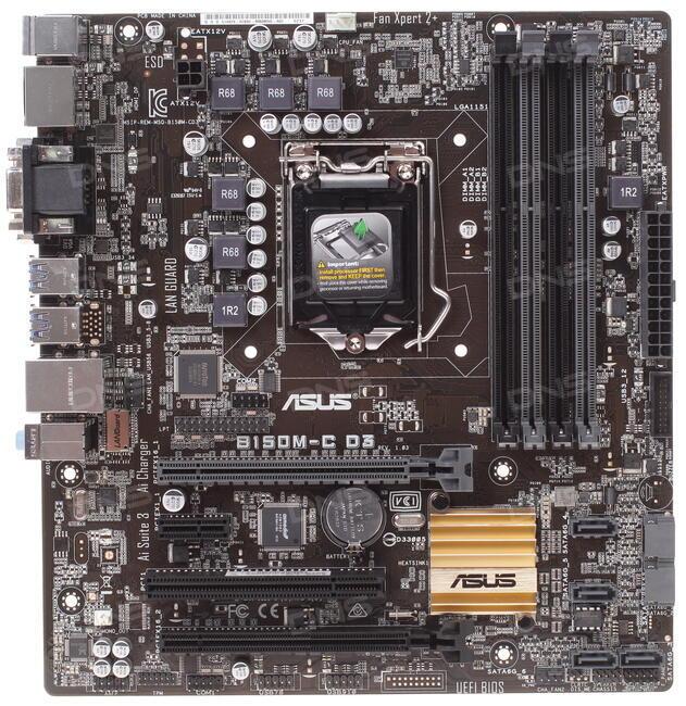 ASUS B150M-D D3 Realtek Audio Drivers for Windows Mac