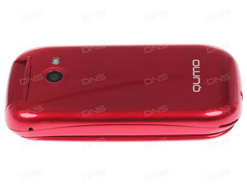 Сотовый телефон Qumo Push X2 White