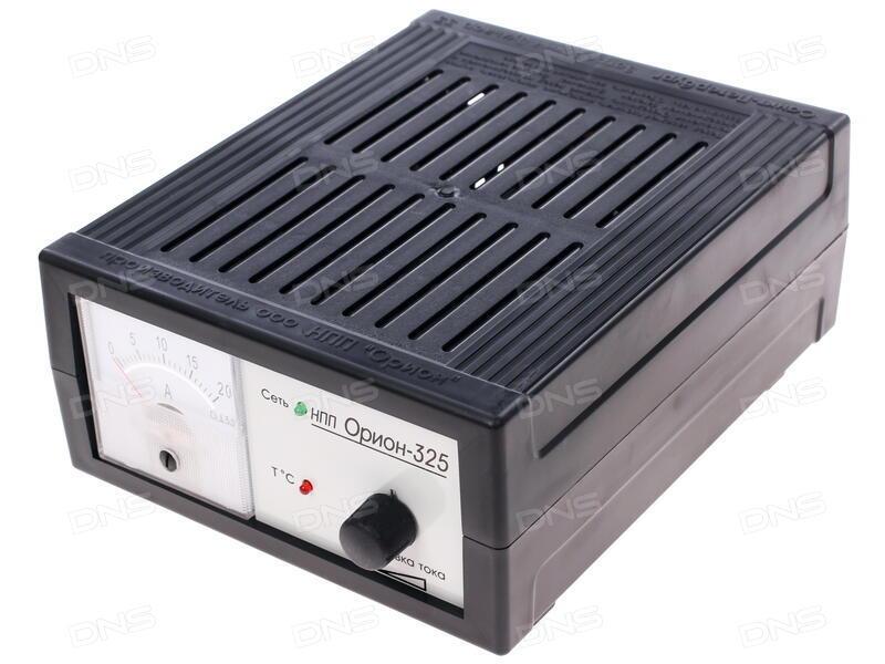 Зарядное устройство для аккумулятора НПП Орион Вымпел-03 - фото 11