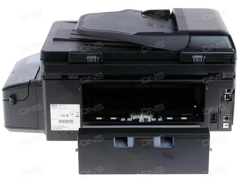Инструкция и руководство пользования для МФУ струйное Epson L655