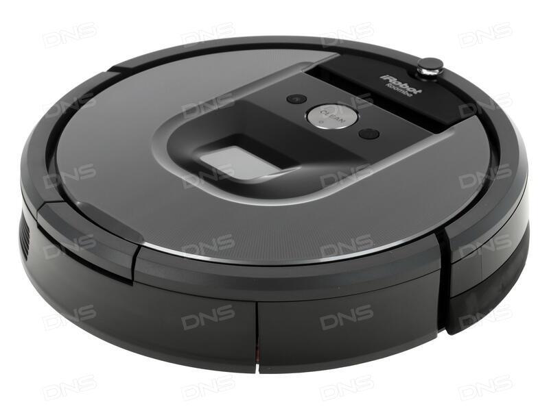 Робот-пылесос irobot roomba 960 купить