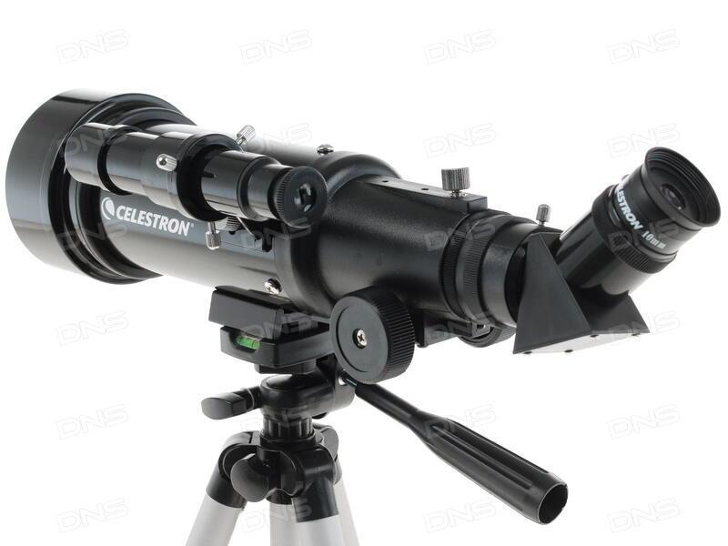 Celestron travel scope field telescope tripod bag dvd