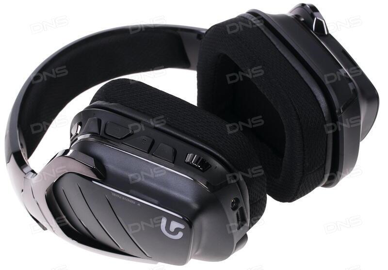 Купить Проводные наушники Logitech G633 черный в интернет магазине DNS   Характеристики, цена   1038057