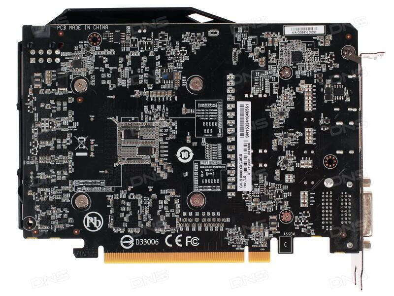 4c199e7e6 Купить Видеокарта GIGABYTE GeForce GTX 1060 MINI OC [GV-N1060IXOC ...
