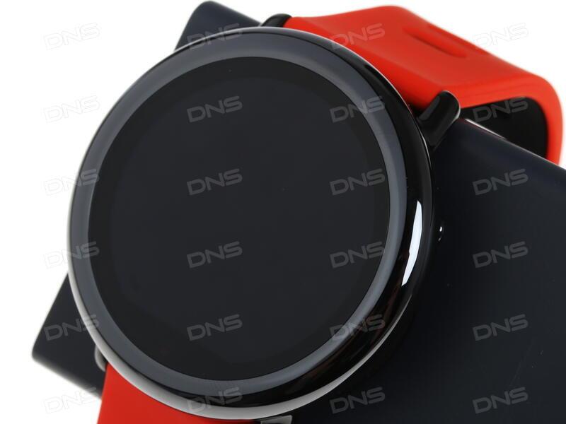 Купить Смарт-часы Xiaomi Amazfit PACE ремешок - красный в интернет ... 4896e9400ea4c