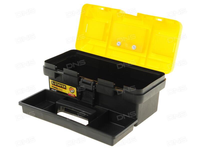 Ящик для инструментов FIT 27x21x8cm 65642