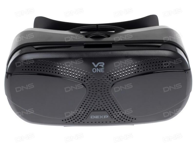 Купить Очки виртуальной реальности DEXP VR ONE в интернет магазине ... baab44fb441