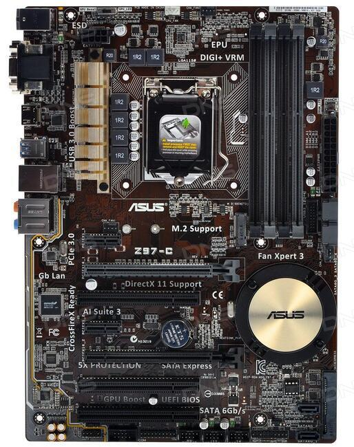 ASUS Z97-C MOTHERBOARD WINDOWS 8 X64 DRIVER