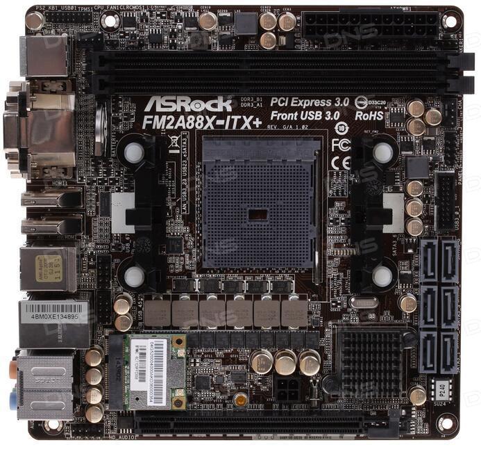 ASRock FM2A88X-ITX+ Realtek Audio Drivers for Mac Download