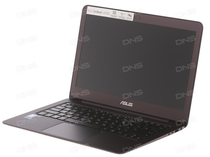 Asus ZenBook UX305FA Chipset Drivers