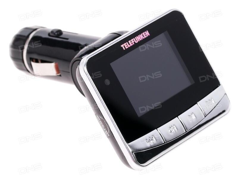 Автомобильный FM-модулятор Telefunken TF-FMT12 - фото 5