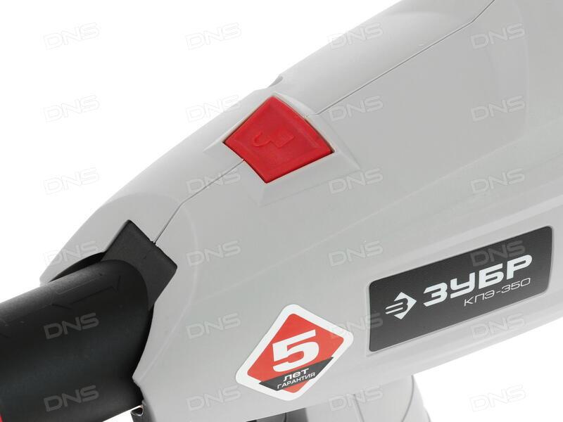 Краскораспылитель Зубр КПЭ-350