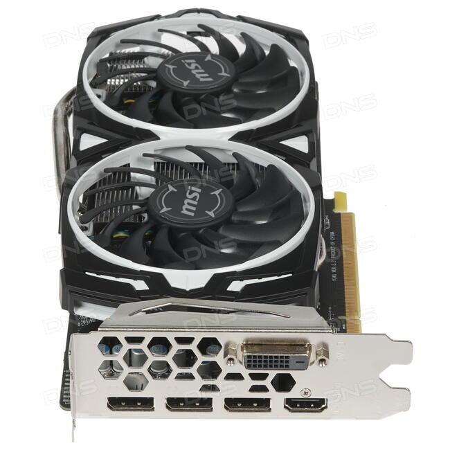 Купить Видеокарта MSI AMD Radeon RX 570 ARMOR [RX 570 ARMOR 8G] в интернет  магазине DNS