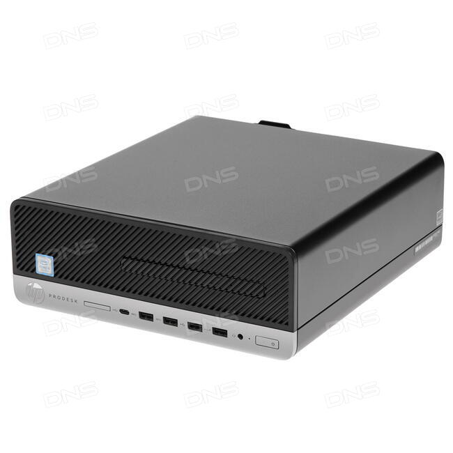 Купить Неттоп HP ProDesk 600 G3 [1HK44EA] в интернет магазине DNS   Характеристики, цена HP ProDesk 600 G3 | 1153986