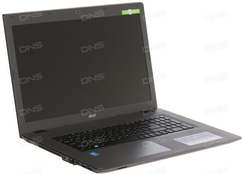 Acer Aspire E5-772 Intel Chipset Vista